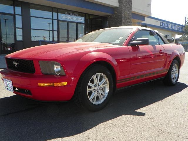 Lithia Toyota Klamath Falls >> 2007 Ford Mustang Klamath Falls, OR for Sale in Klamath Falls, Oregon Classified ...