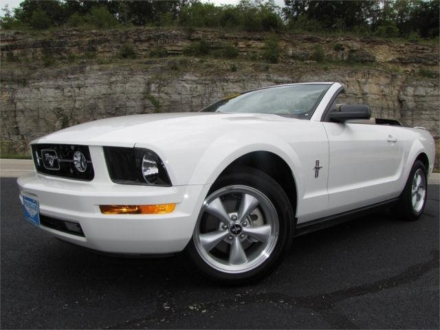 2007 ford mustang premium for sale in branson missouri classified. Black Bedroom Furniture Sets. Home Design Ideas