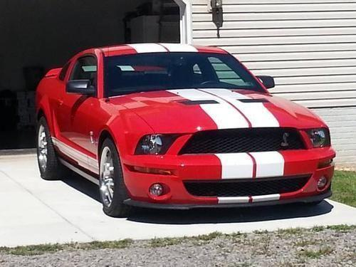 2007 ford mustang shelby gt 500 cobra coupe for sale in blairsville pennsylvania classified. Black Bedroom Furniture Sets. Home Design Ideas