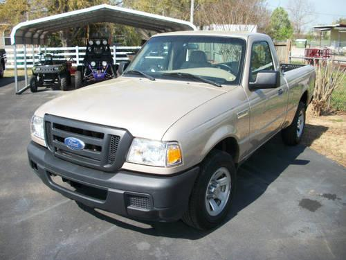 2007 Ford Ranger Pickup Truck For Sale In Decatur Alabama