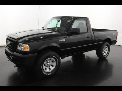 2007 ford ranger regular cab 4x4 for sale in sparta michigan classified. Black Bedroom Furniture Sets. Home Design Ideas