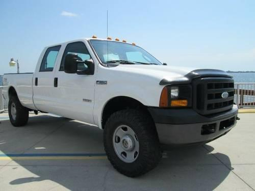 2007 ford super duty f 350 srw for sale in melbourne. Black Bedroom Furniture Sets. Home Design Ideas