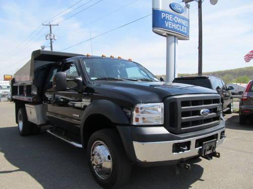 Colonial Ford Danbury Ct >> 2007 Ford Super Duty F 550 Drw 4wd Light Duty Chassis Cab Trucks Xl