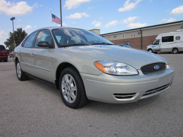 2007 ford taurus se for sale in owensboro kentucky classified. Black Bedroom Furniture Sets. Home Design Ideas
