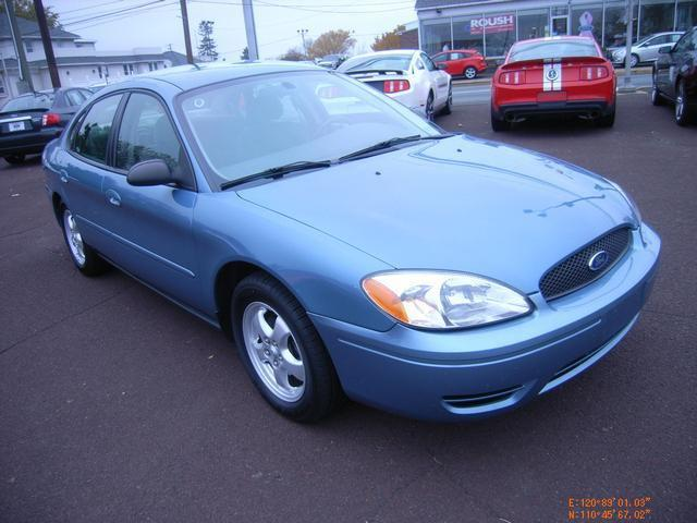 2007 ford taurus se for sale in red hill pennsylvania classified. Black Bedroom Furniture Sets. Home Design Ideas
