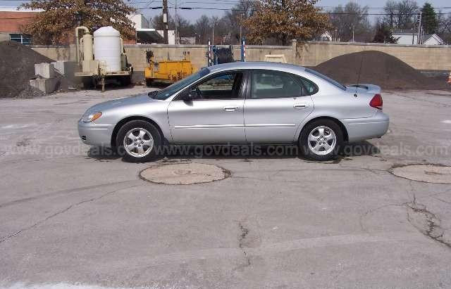 2007 ford taurus se for sale in saint louis missouri classified. Black Bedroom Furniture Sets. Home Design Ideas