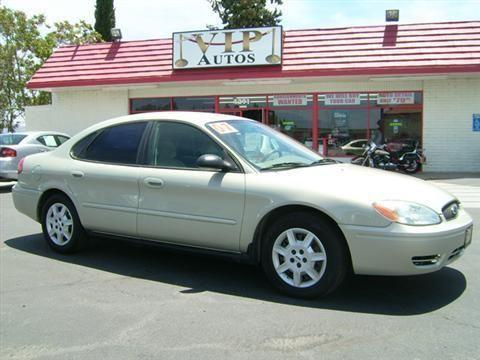 2007 ford taurus sedan se sedan 4d for sale in hemet california classified. Black Bedroom Furniture Sets. Home Design Ideas