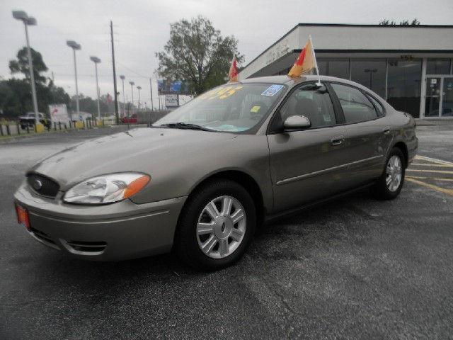 2007 ford taurus sel for sale in jacksonville florida classified. Black Bedroom Furniture Sets. Home Design Ideas