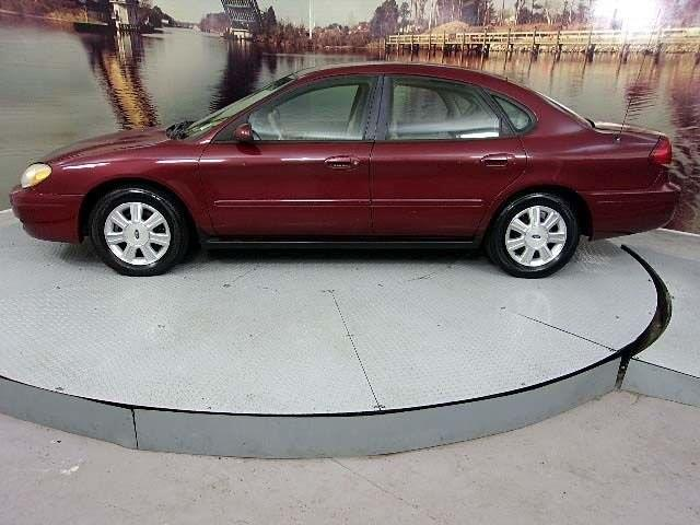 2007 Ford Taurus SEL SEL Fleet 4dr Sedan