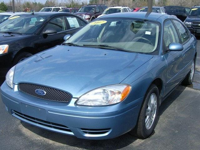 2007 ford taurus sel for sale in elma new york classified. Black Bedroom Furniture Sets. Home Design Ideas