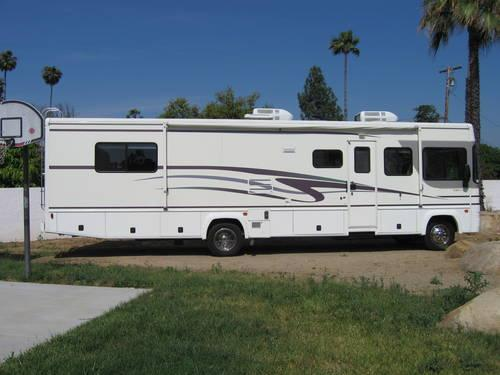 2007 Four Winds Majestic 23a Class C Motorhome For Sale