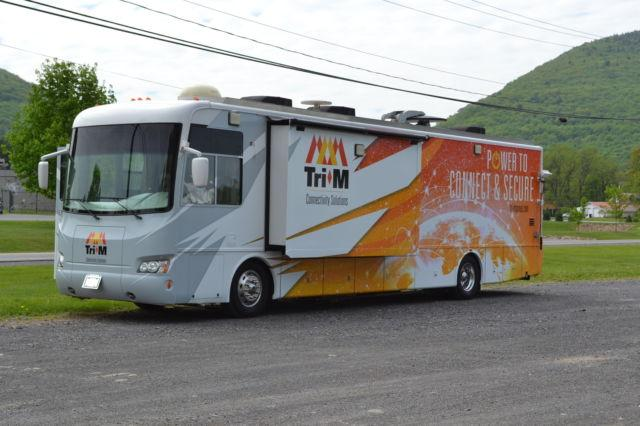 2007 Freightliner Charleston MTR H - Mobile Command