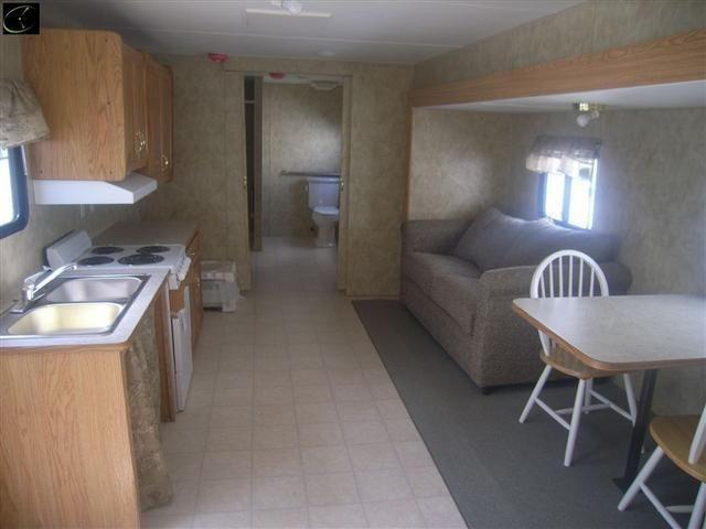 2007 frontier travel trailer rv camper 40 ft handicapped Handicapped accessible homes for sale