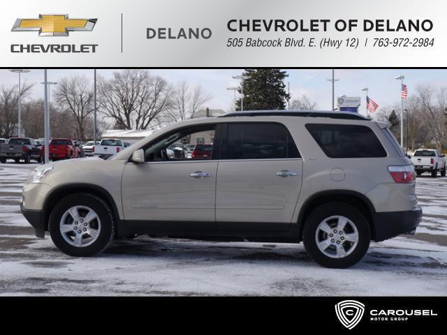 2007 gmc acadia slt 2 awd slt 2 4dr suv for sale in delano. Black Bedroom Furniture Sets. Home Design Ideas