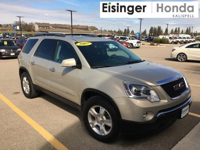 2007 gmc acadia slt 2 awd slt 2 4dr suv for sale in. Black Bedroom Furniture Sets. Home Design Ideas