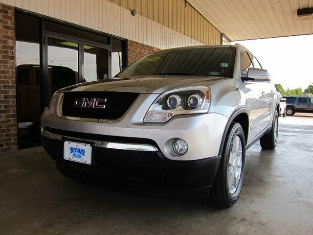 2007 gmc acadia slt1 for sale in sealy texas classified. Black Bedroom Furniture Sets. Home Design Ideas