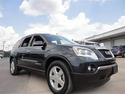 2007 gmc acadia suv slt2 awd suv for sale in guthrie. Black Bedroom Furniture Sets. Home Design Ideas