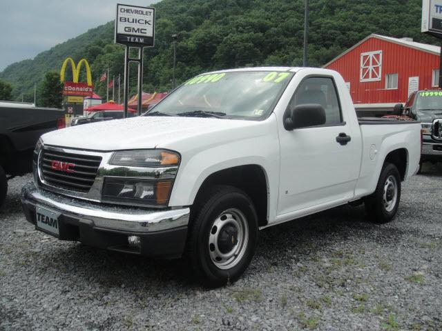 2007 gmc canyon for sale in duncansville pennsylvania classified. Black Bedroom Furniture Sets. Home Design Ideas