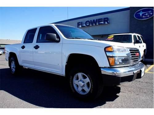 2007 gmc canyon crew cab pickup sle2 for sale in colona. Black Bedroom Furniture Sets. Home Design Ideas