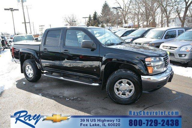 2007 gmc canyon sle 4dr crew cab 4wd sb for sale in fox. Black Bedroom Furniture Sets. Home Design Ideas