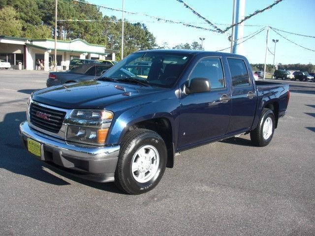 2007 gmc canyon sle for sale in longs south carolina classified. Black Bedroom Furniture Sets. Home Design Ideas