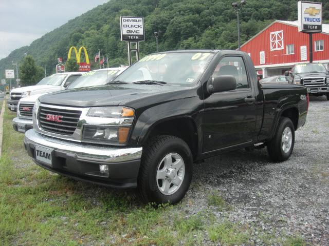 2007 gmc canyon sle for sale in duncansville pennsylvania classified. Black Bedroom Furniture Sets. Home Design Ideas
