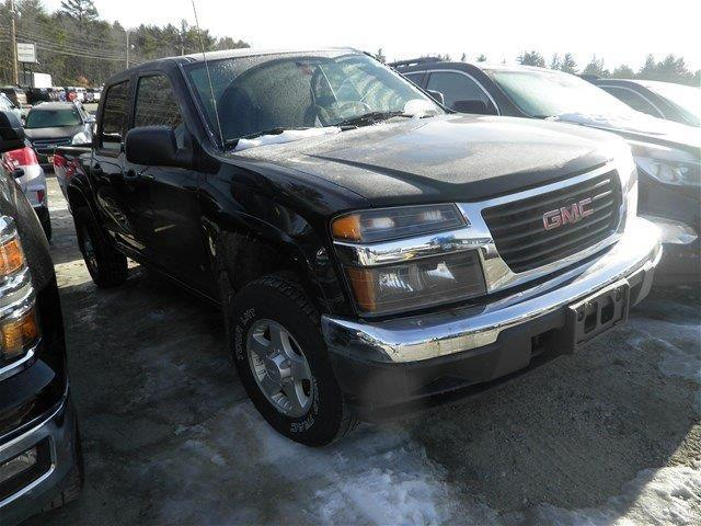 2007 gmc canyon sle sle 4dr crew cab 4wd sb for sale in. Black Bedroom Furniture Sets. Home Design Ideas