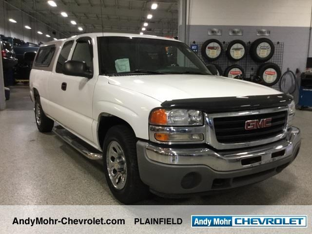 2007 gmc sierra 1500 classic work truck work truck 4dr extended cab 6 5 ft sb for sale in. Black Bedroom Furniture Sets. Home Design Ideas