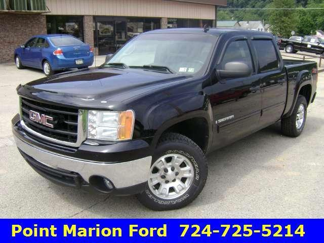 2007 gmc sierra 1500 sle for sale in point marion pennsylvania classified. Black Bedroom Furniture Sets. Home Design Ideas