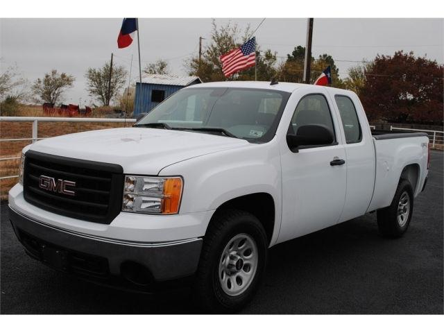 2007 gmc sierra 1500 sle for sale in snyder texas classified. Black Bedroom Furniture Sets. Home Design Ideas