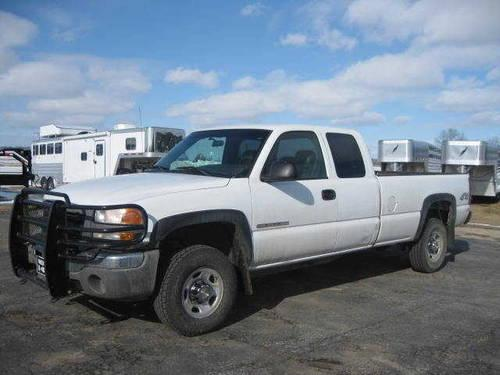2007 gmc sierra 2500hd classic 4 dr extended cab pickup. Black Bedroom Furniture Sets. Home Design Ideas