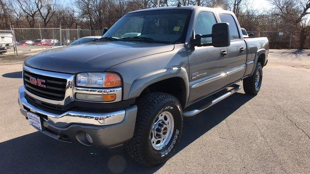 2007 gmc sierra 2500hd classic sl1 sl1 4dr crew cab 4wd sb for sale in claremore oklahoma. Black Bedroom Furniture Sets. Home Design Ideas