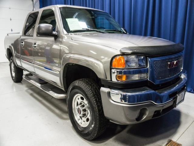 2007 gmc sierra 2500hd classic sl1 sl1 4dr crew cab 4wd sb for sale in pasco washington. Black Bedroom Furniture Sets. Home Design Ideas