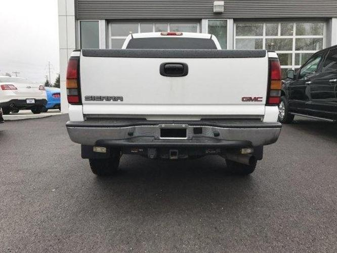 2007 gmc sierra 2500hd classic sle1 sle1 4dr crew cab 4wd sb for sale in souderton pennsylvania. Black Bedroom Furniture Sets. Home Design Ideas