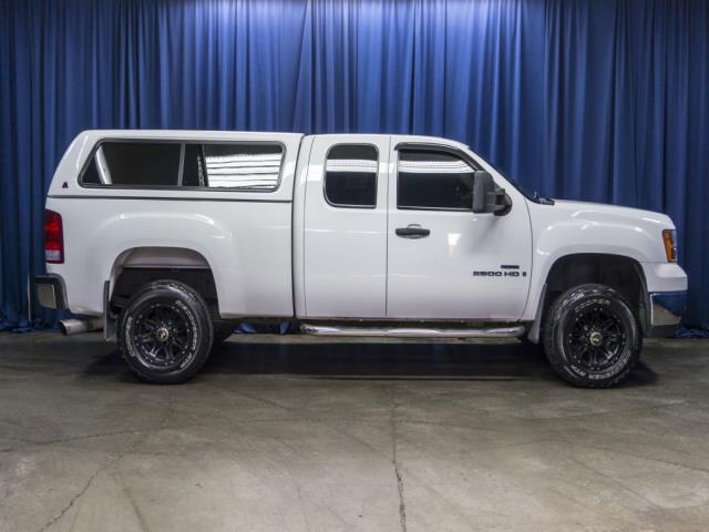 2007 gmc sierra 2500hd work truck work truck 4dr extended. Black Bedroom Furniture Sets. Home Design Ideas
