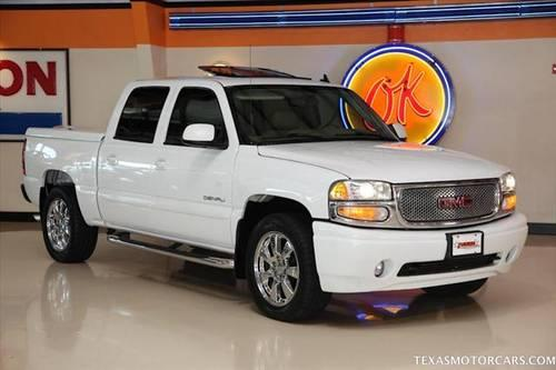 2007 gmc sierra denali classic pickup truck for sale in addison texas classified. Black Bedroom Furniture Sets. Home Design Ideas