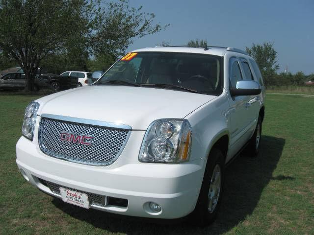 2007 gmc yukon denali for sale in mountain home arkansas classified. Black Bedroom Furniture Sets. Home Design Ideas