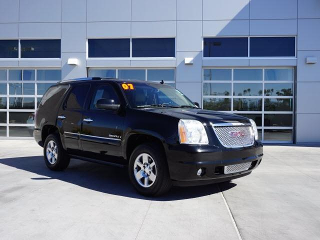 2007 gmc yukon denali awd denali 4dr suv for sale in tucson arizona classified. Black Bedroom Furniture Sets. Home Design Ideas