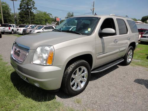 2007 gmc yukon suv awd denali for sale in baxley georgia classified. Black Bedroom Furniture Sets. Home Design Ideas
