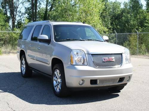 2007 gmc yukon xl denali sport utility awd 4dr 1500 for sale in grandville michigan classified. Black Bedroom Furniture Sets. Home Design Ideas