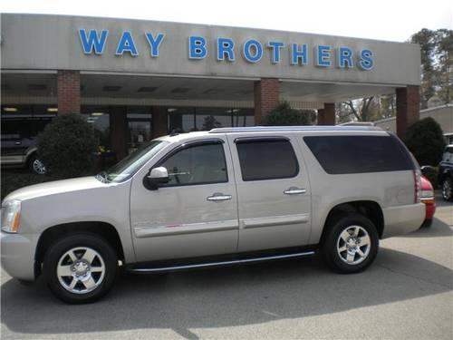 2007 gmc yukon xl denali sport utility suv for sale in grovania georgia classified. Black Bedroom Furniture Sets. Home Design Ideas