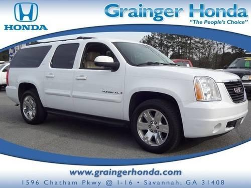 2007 gmc yukon xl sport utility 2wd 4dr 1500 slt for sale in savannah georgia classified. Black Bedroom Furniture Sets. Home Design Ideas