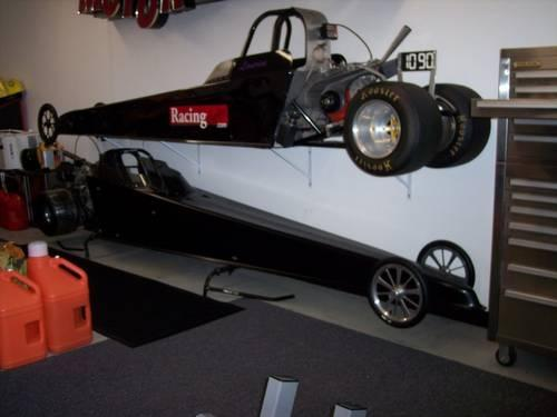 2007 Half Scale Jr Dragster With 20 Quot Cage For Sale In