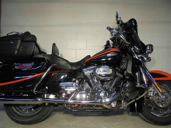 2007 Harley-Davidson CVO Screamin' Eagle Ultra Classic