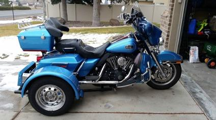 2007 Harley Davidson Electra Glide Voyager Kit Trike For Sale In