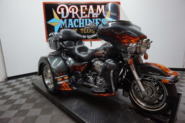 2007 Harley Davidson Flhtcu Electra Glide Ultra Classic