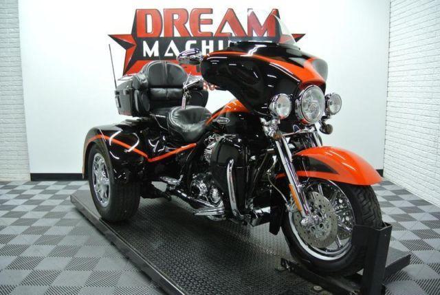 Harley Davidson Screamin Eagle Ultra Classic For Sale