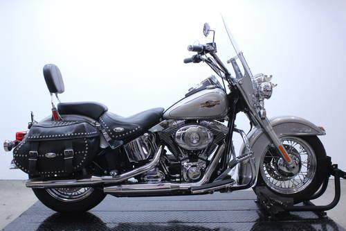 2007 Harley Davidson Flstc Heritage Softail 174 Classic For