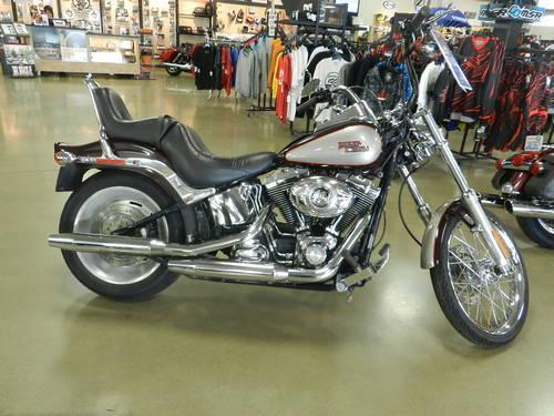 Cvo For Sale Washington >> 2007 Harley-Davidson® FXSTC Softail Custom CLEAN! for Sale in East Selah, Washington Classified ...