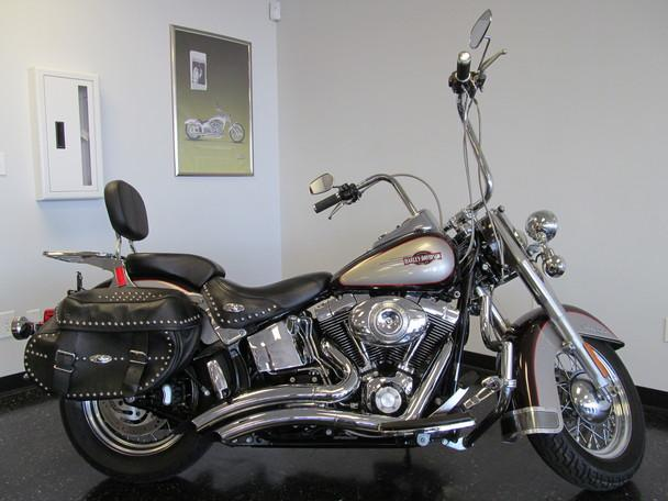 2007 harley davidson heritage softail classic for sale in arlington texas classified. Black Bedroom Furniture Sets. Home Design Ideas